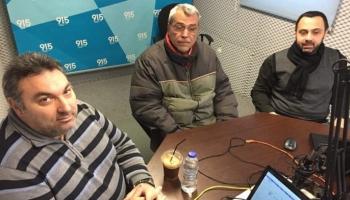 Ο διευθυντής του Φεστιβάλ Κ. Σπυρόπουλος στην ΔΡΤ 91.5...