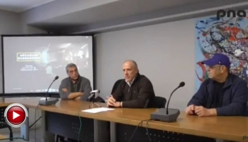 Σπ. Βρέντας: Εξελίσσεται σε θεσμό το Φεστιβάλ Κινηματογράφου...